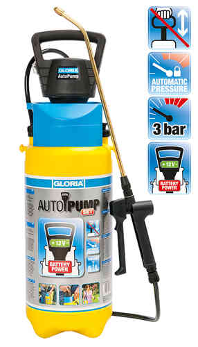 GLORIA AutoPump Set